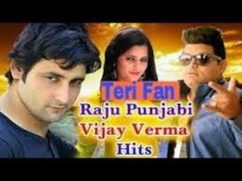 FULL BASS MIX~Teri Fan _ New Haryanvi DJ Song 2017 _Vijay Varma, Raju Punjabi,\\by~ Choudhary Music