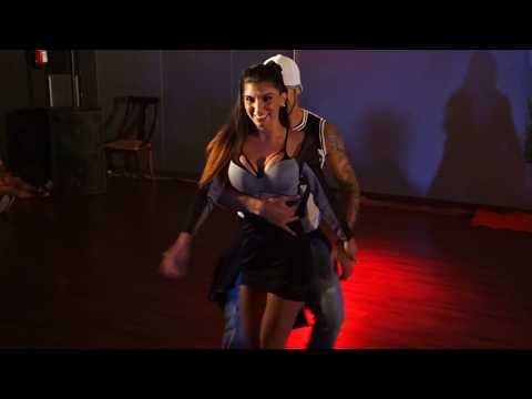 00074 ZLBF2016 Artistic Performance by Romina and Renato ~ video by Zouk Soul