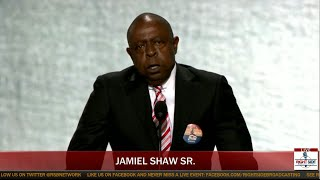 Jamiel Shaw Sr. Speaks at Republican National Convention (7-18-16)