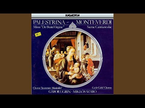 Монтеверди Клаудио - Surgens Jesu