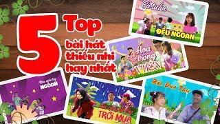 Top 5 bài hát Thiếu Nhi vui nhộn hay nhất của Trống Đồng kids