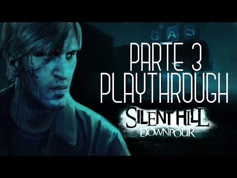 Silent Hill Downpour Playthrough - Saindo da frigideira - 03