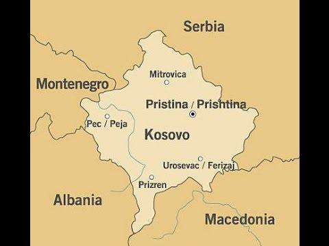 Voyage à Prestina - Kosovo (Août 2014) سفر به پرستینا - کوزوو