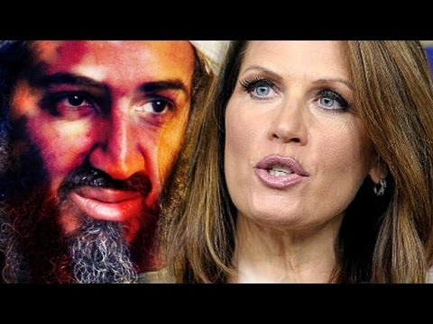 Michele Bachmann: SECRET MUSLIM?