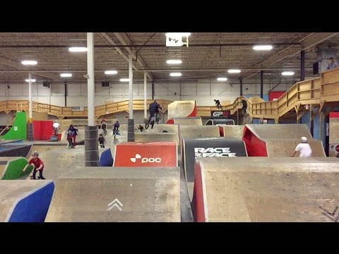 Lil Pros Tour Canada - Joyride 150 Indoor Bike Park - Toronto, Ontario