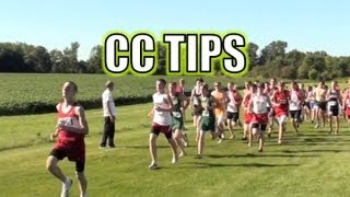 Cross Country Running Tips
