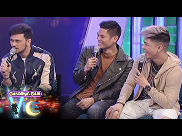 GGV: Soul Brothers' friendship