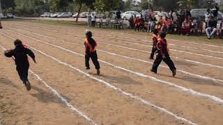 Kindergarten Race