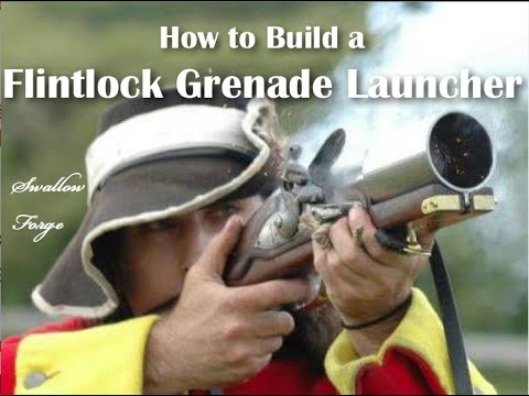 How to build a Flintlock Musket Grenade Launcher for smoke grenades