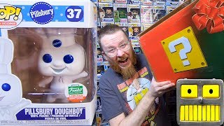 Funko Pop (Epic 20 Package Haul) Giant Mystery Box full of Pops