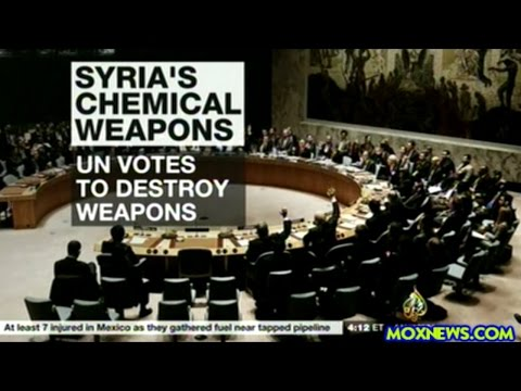(WARNING GRAPHIC) Reports Of Sarin Gas Attack In Syria!