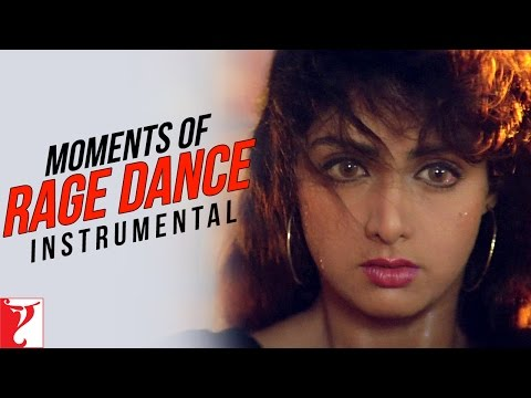 Moments Of Rage - Dance - Lamhe - Sridevi