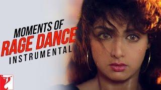 Moments of Rage - Dance - Lamhe - Sridevi