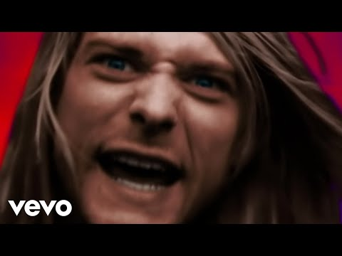 Nirvana - Heart Shaped Box video