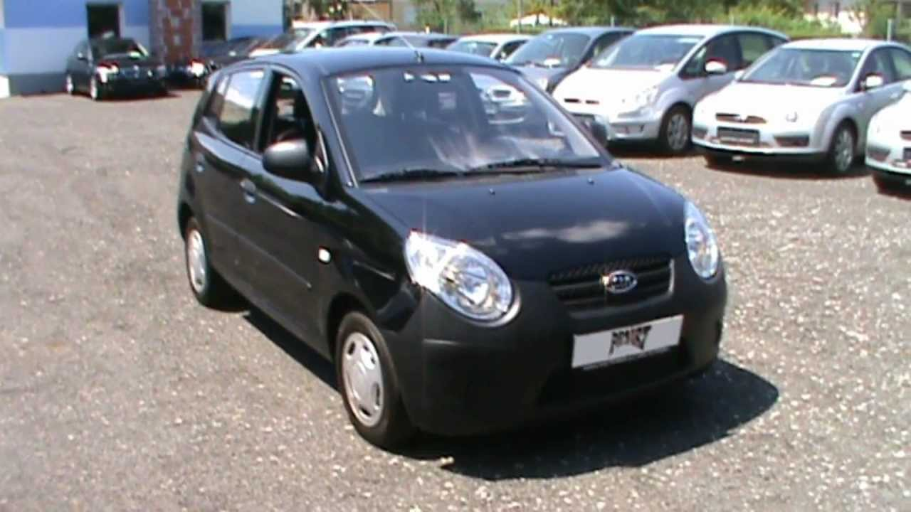 2009 Kia Picanto 1 0 Lx City Review Start Up Engine And In Depth Tour Youtube