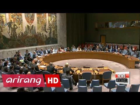 UN Security Council condemns 'outrageous' North Korea missile test