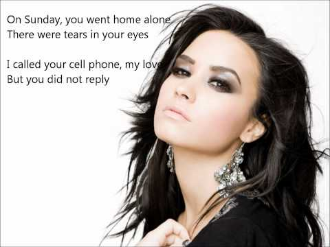 Demi Lovato - Give Your Heart A Break LYRICS| Give Your Heart...