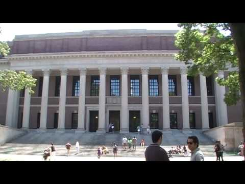 Harvard University Part 1 (Harvard Yard)
