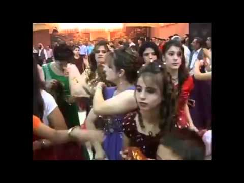 Kurdish Yazidi Wedding
