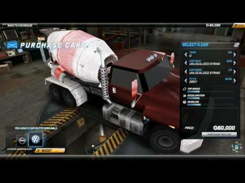 Need For Speed: World Online All Cheats Enabled part4