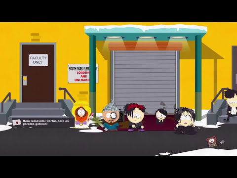 South Park : The Stick of Truth - Parte 4: O Rei dos Elfos [ Legendado em PT-BR - Playthrough ]