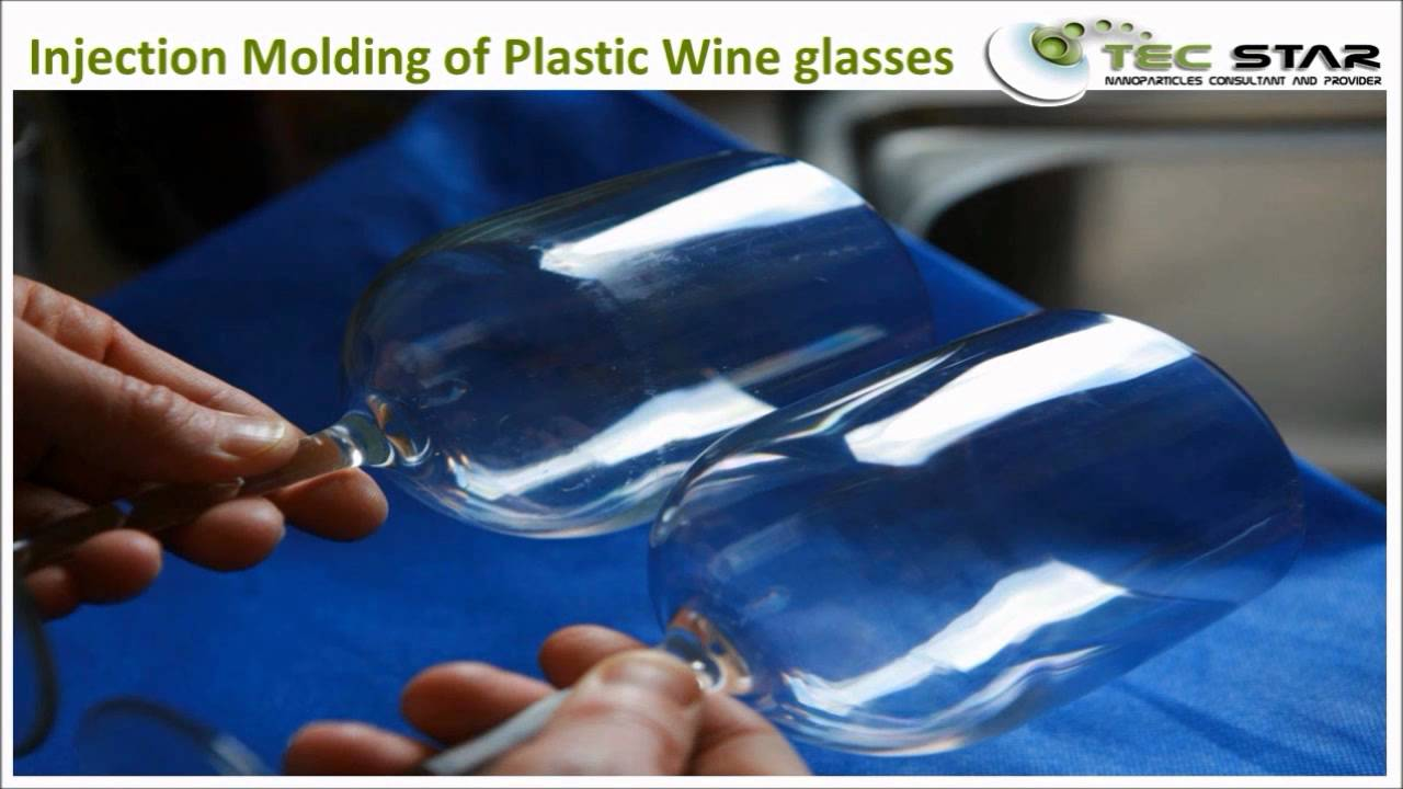 Wine Glass Molding Molding of Wine Glasses