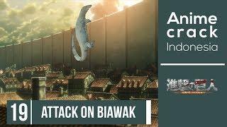 Anak Bayi AJG, Attack on Biawak, Manuk Njepat - Anime Crack Indonesia