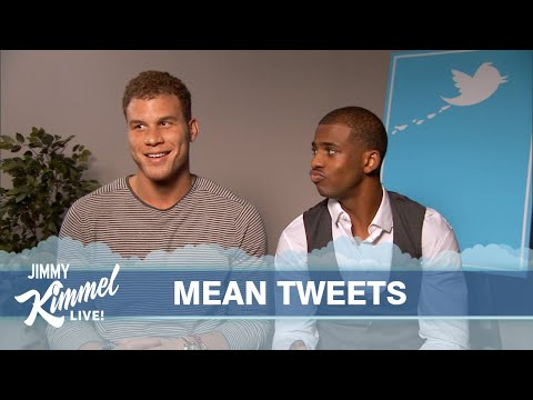 Mean Tweets - NBA Edition (Players Reading Harsh Tweets About Themselves) [Jimmy Kimmel]