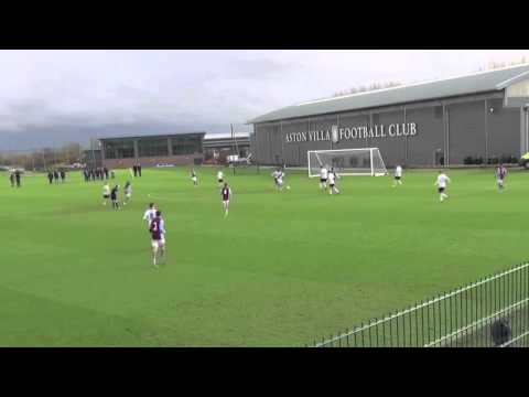 Aston Villa 3-5 Fulham, Barclays U21 Premier League