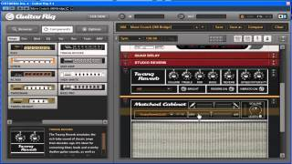 SOFTWARE PER CHITARRA: GUITAR RIG