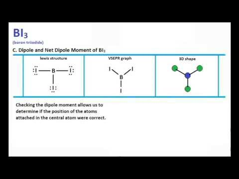 BI3 Lewis Structure and  P2o5 Lewis Structure