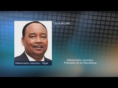 Niger, Le Président I. Mahamadou Propose Un Gouvernement D'union nationale
