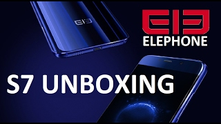 "UNBOXING REVIEW 4K : ELEPHONE S7 Android 6 Helio X20 5.5"" FHD 3GB/32GB FingerPrint 13MP/5MP 3000mAh"