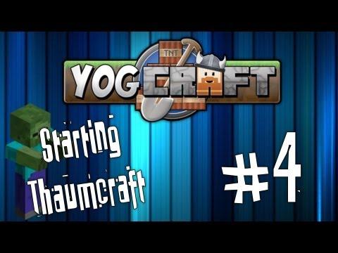 Yogcraft #4 - Enchanting Table, La Mesa de Enchanting