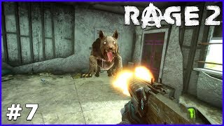 #7. On upgrade pour faire face à la difficulté ! → Rage 2 (let's play gameplay fr)