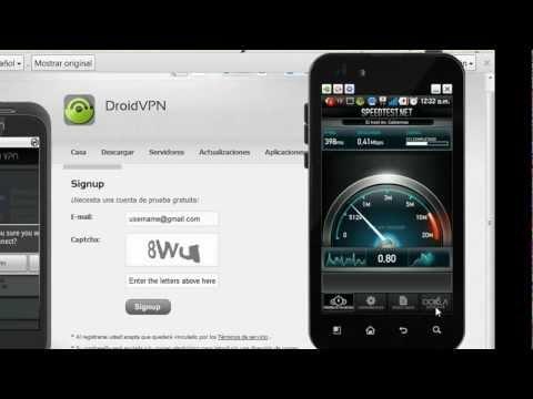 INTERNET android full 3g gratis