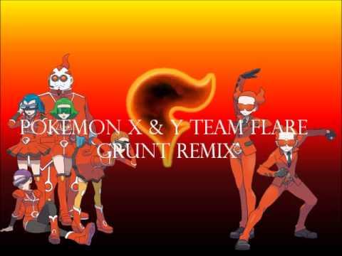 Flare Grunt Music y Team Flare Grunt Remix