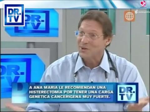 DR TV PERU 30-05-2012 - 1 El Tema del Día --Papiloma Humano