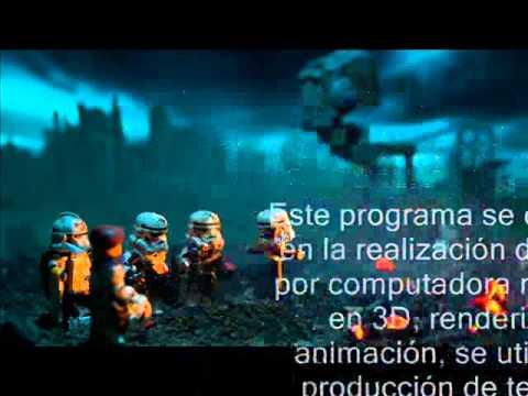 Los Programas de Animacion en 3D Mas Utilizados