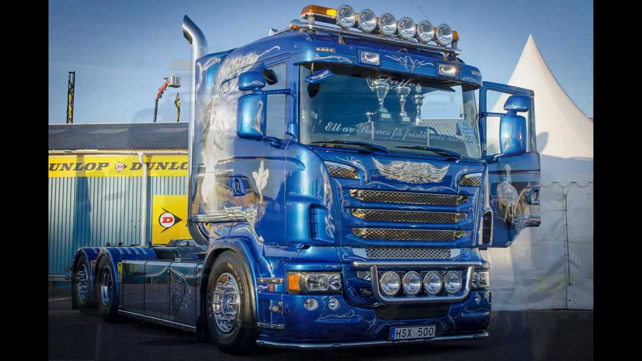 Trailer Trucking festival - Nordic Trophy 2013 - Mantorp park, Sweden 2013 - Best trucks - YouTube