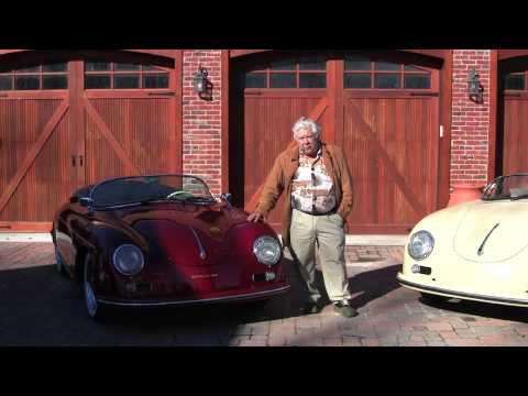 1957 Porsche 356A Speedster - Rickard Electric Signature Edition Part 1 Video