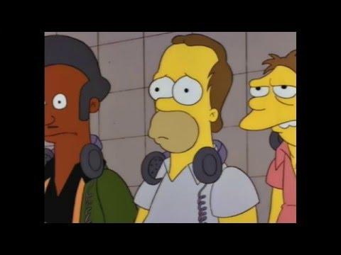 The Simpsons: Homer's Barbershop Quartet Part 3