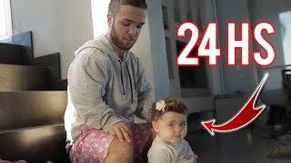 24 HORAS SIENDO PAPA CON NATHAN