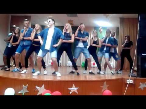 танец на день учителя сш№14 г. Брест выпуск 2016 1 часть