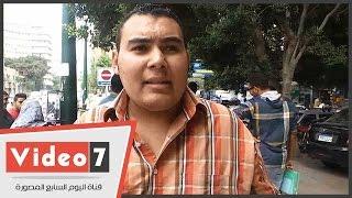بالفيديو.. طالب: رئيس قطاع التعليم العالى سبب مشكلات الدبلومات الفنية بمصر
