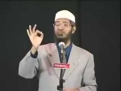 Waseela Dena Haram Hai Shirk Hai Dr Zakir Naik video