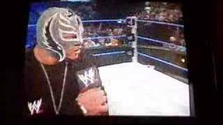 rey mysterio retires