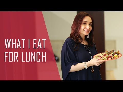 What I Eat for Lunch   Quick and Easy Food Recipe for Lunch   Food   Juggun Kazim