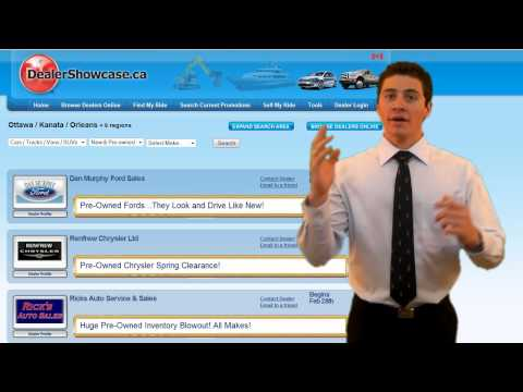 New Car Deals, Prices, New Car Incentives, Used Car Specials, Sales Promotions - DealerShowcase.ca