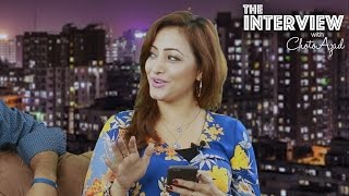 Size Doesnt Matter for Suzena Zafar - The Interview w/ ChotoAzad